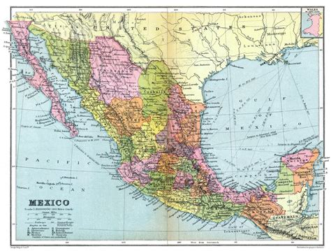 atlas map of mexico mexican embroidery devaney