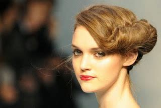 the beauty queen flip hairstyle blast from the past fashion beauty health spring style modern flip