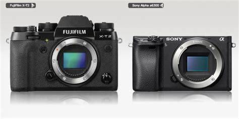 Kamera Sony A6500 perbandingan kamera quot mirrorless quot sony a6500 vs fujifilm x t2 halaman 1 kompas