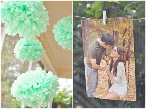 Mint Green Bridal Shower Ideas by Mint To Be Bridal Shower Pretty Inspiration The