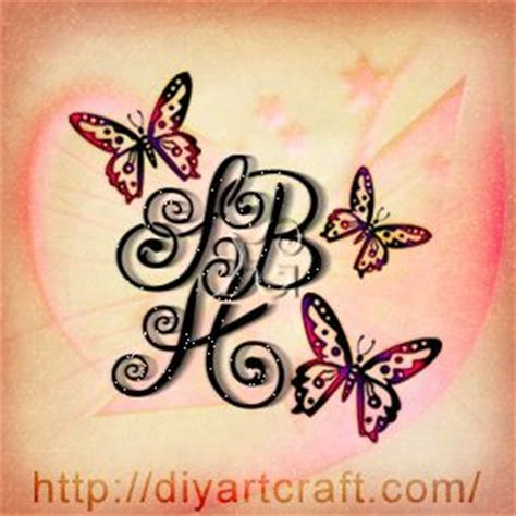 tattoo butterfly with initials 1328 best images about tattoos on pinterest blue