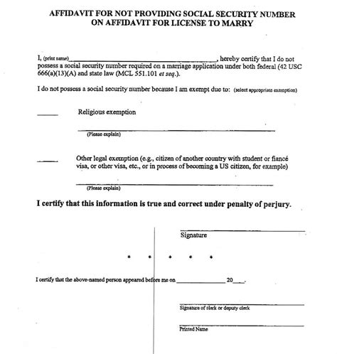 Kent County Marriage License Records Immigration Affidavit Letter Marriage Docoments Ojazlink