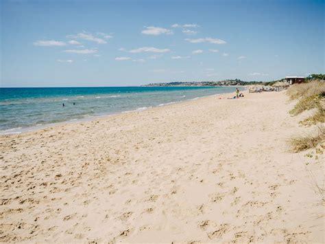 porto palo menfi spiaggia di lido fiori di menfi sicilia spiagge italiane