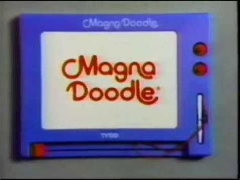 how to make magna doodle 1995 magna doodle easter commercial
