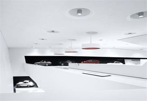 porsche museum architect porsche museum delugan meissl photos by michael schnell