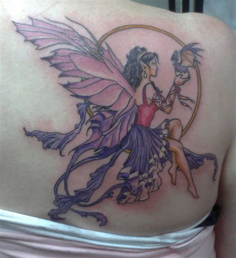 dragon fairy tattoo designs tattoos free pictures to pin on tattooskid