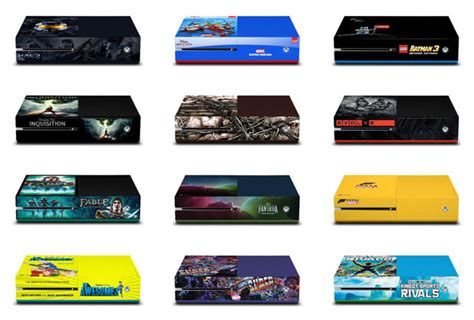 Free Xbox One Console Giveaway - custom xbox one consoles to appear as part of comic con giveaway gaming news