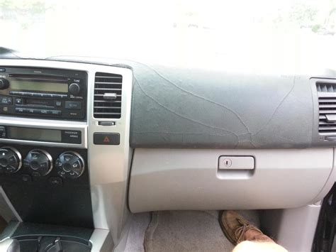 Toyota Dashboard Recall 2005 Toyota 4runner Cracked Dashboard 17 Complaints