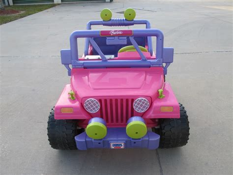 jammin jeep power wheels jammin jeep floor model