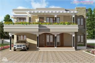 Flat roof homes modern flat roof villa in 2900 sq feet kerala home