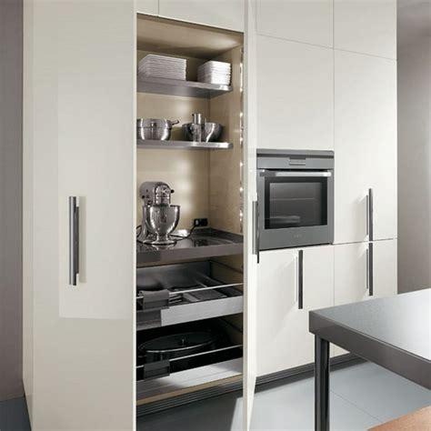 kitchen appliance storage cabinets 55 best images about kitchen storage ideas on pinterest