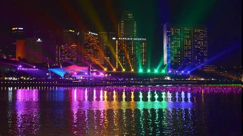 new year lights singapore marina bay singapore countdown visitsingapore