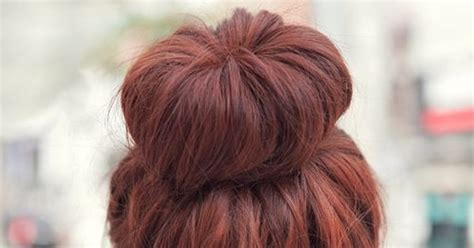 Catokan Rambut Yang Biasa cara mengikat rambut model topknot yang bisa kamu coba kawaii japan