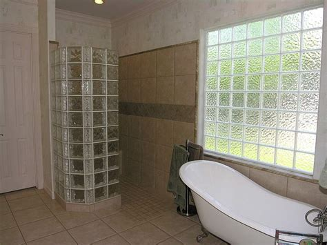 Glass Block Showers Small Bathrooms Bathroom Magnificent Bathrooms Designs From Photos Of Glass Block Showers Portable Showers