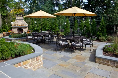Terrific Paver Outdoor Patio Ideas With Patio Furniture Patio Designs