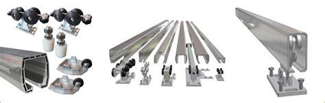 balkongeländer aluminium selbstbau bauer tore schiebetorsysteme