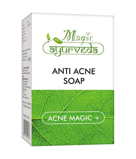 8 Best Anti Acne Products Expert Reviews by Nature Essence Anti Acne Soap Magic Set Of 3 1 Free 300