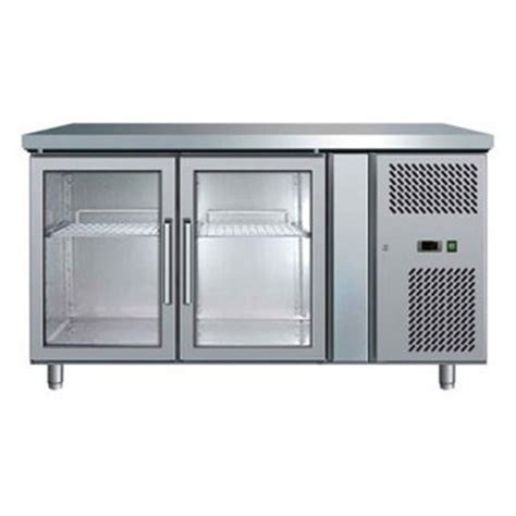 2 door under bench fridge undercounter chillers and freezers