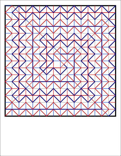 Crease Pattern Origami - caterpillarflasher2 caterpillar flasher crease pattern