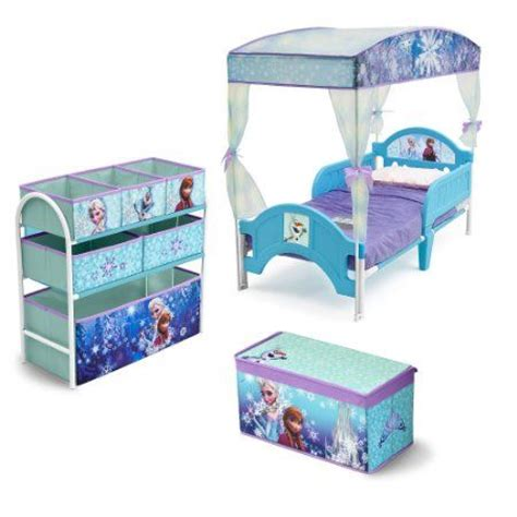 Frozen Toddler Bedroom In A Box For R S Room When We Move Disney Frozen Room In A Box
