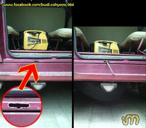 Cover Ban Serep Mobil Harga 150 Ribu tips memasang tempat ban serep model kerekan seperti kijang