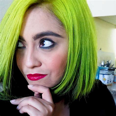 green hair color neon green hair www pixshark com images galleries with