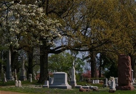 oak hill funeral home and cemetery in louis mo