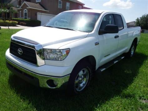 2007 Toyota Tundra Crew Cab For Sale Sell Used 2007 Toyota Tundra Sr5 Extended Crew Cab