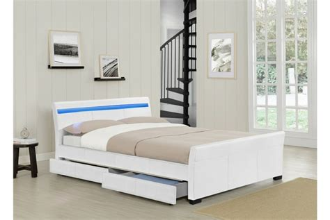 Supérieur Chambre A Coucher Petite Surface #3: Tete-de-lit-fabriquer-soi-meme-eclairage-led.jpg