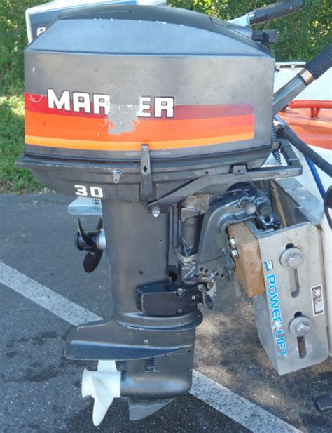 30 Hp Mariner Yamaha Outboard Boat Motor For Sale