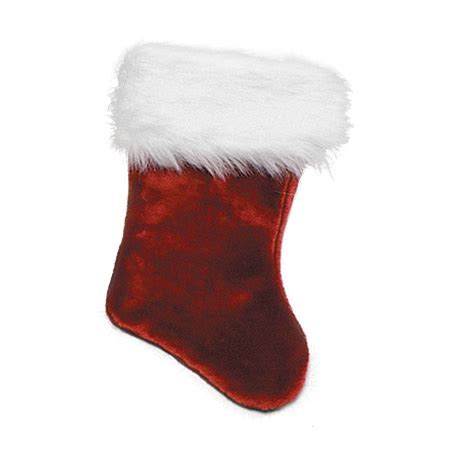 velvet plush stockings santa supply online