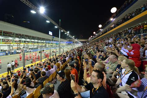 Tiket F1 Singapore Marina Bay Circuit Connaught Grandstand singapore f1 2016 formula 1 race tickets details