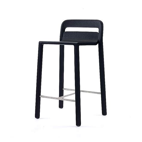 Bar Stool Black by Top3 By Design Go Home Bar Stool Black