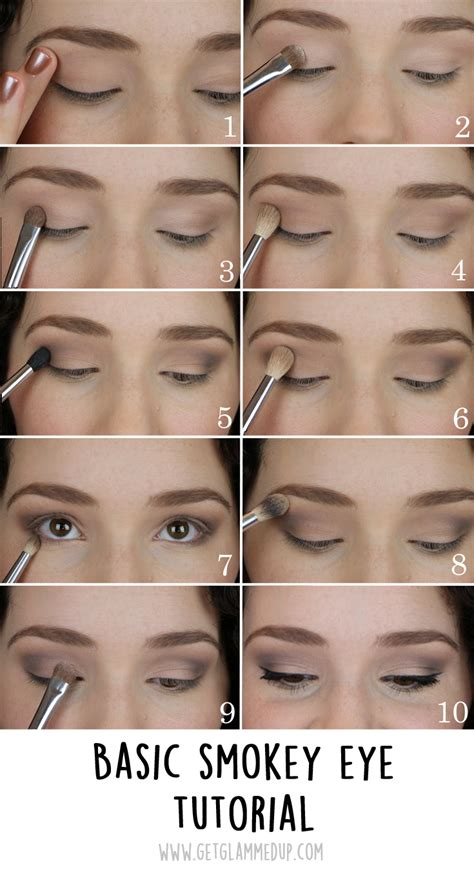www tutorial video easy smokey eye tutorial for beginners getglammedup