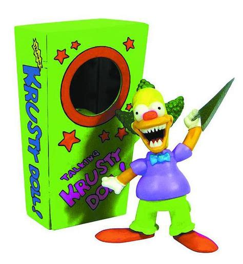 Simpsons Busts Out by Simpsons Tv Treehouse Of Horror Bust Ups Series 4