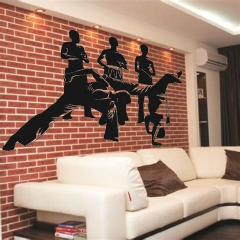people silhouette wall stickers adorable home