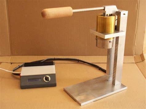 diy lever espresso machine another homemade open boiler lever