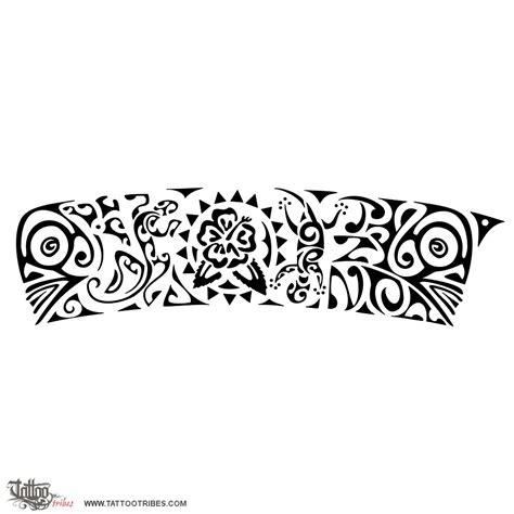 polynesian wristband tattoo designs of wristband custom designs