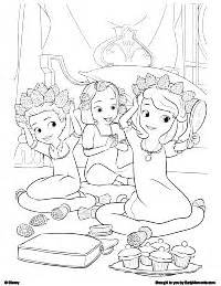 free printable sofia coloring pages earlymoments