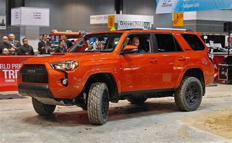 Toyota Chicagoland Toyota 4runner Trd Pro Shines At 2014 Chicago Show Live