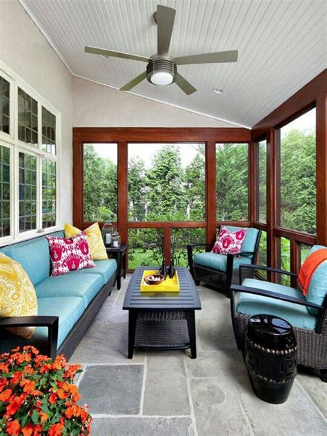 Design For Screened Porch Furniture Ideas Sunroom Lighting Gross Electric