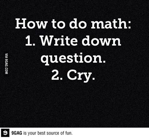 how to do how to do math mathy stuff d