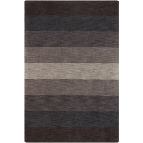 chandra sterling charcoal 5 ft x 7 ft chandra metro charcoal grey brown 5 ft x 7 ft 6 in indoor area rug met568 576 the home depot