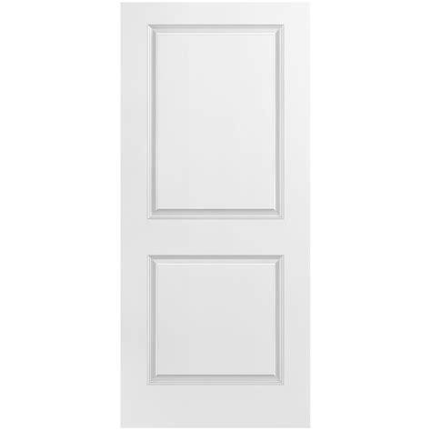 Masonite Primed 2 Panel Smooth Interior Door Slab 36 In X Masonite Interior Doors Canada