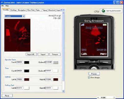 mi theme editor download دانلود نرم افزار حرفه اي طراحي تم براي گوشي هاي سوني