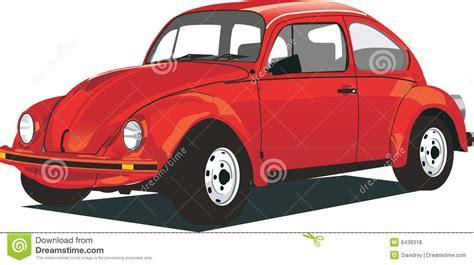 imagenes vintage de vw vocho rojo stock de ilustraci 243 n imagen de retro