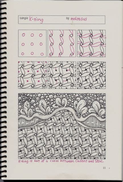 zentangle pattern coil 17 best images about art zentangle k on pinterest