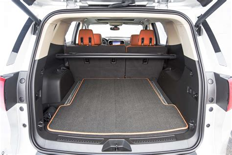 Gmc Terrain Interior Space by 2017 Gmc Acadia All Terrain Test Smaller And Faster