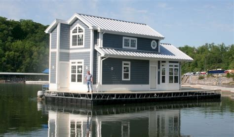 harbor cottage houseboats gallery aga project gallery