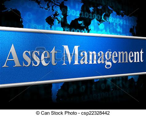 Company Asset Search Stock Photo Of Asset Management Means Business Assets And Administration